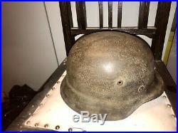 Orginal German Ww2 M35 Helmet