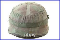 Original German WW 2 Camouflage Cover for Paratrooper Helmet