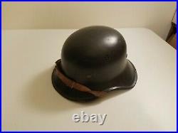 Original German WW 2 Luftschutz Helmet