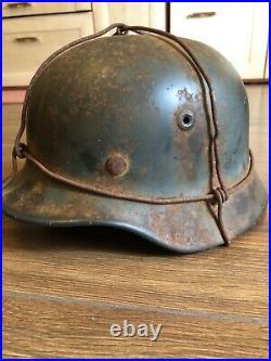 Original German WW2 Helmet