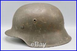 Original German WWII M42 ND Helmet