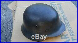 Original WW 2 German Helmet