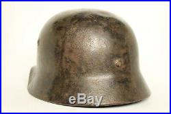 Original WW2 German M40 Helmet WWII