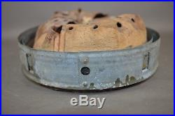 Original WW2 German helmet zinc/steel liner size 64/56 1941 dated Luftwaffe Heer