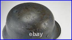 Original WW2 M40 German Infantry Helmet