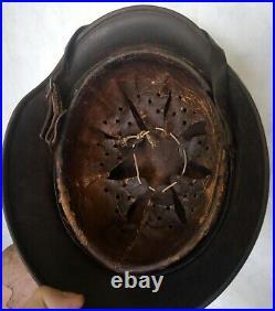 Original WW2 casque WH allemand M40 german helmet T64/56 deutsch stahlhelm elite