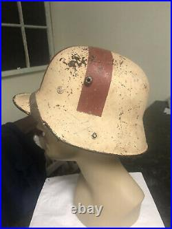 Original WWII German Helmet