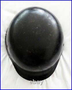 Original WWII German M35 ET68 (large size) Helmet