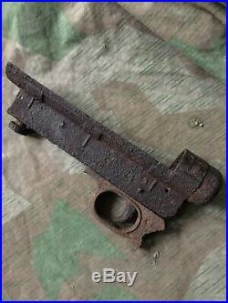 Original german ww2 relic m 40 memorabilia from easternt front, No Helmet