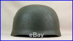 Rare Ww2 German Paratrooper Helmet, Bige Size