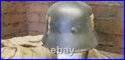 Replica WW2 M42 German Helmet free French