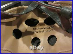 Reproduction German Ww2 M38 Camo Fallshirmjager Paratrooper Steel Helmet