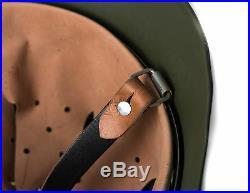Soldier Green WW2 WWII German Elite Army M35 M1935 Steel Helmet Collection
