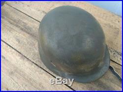 Vintage German Helmet Ww2