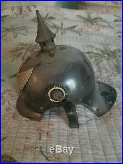 WW 2 German helmet WWii AUTHENTIC