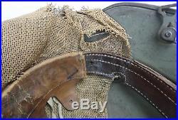 WW1 German sniper camo combat helmet trench uniform WWII US Army soldier trophy