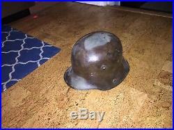 WW1 ww2 German Helmet Shell original