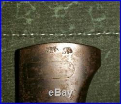 WW2 Bring Back German Helmet and Bayonet