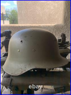 WW2 Era German Helmets