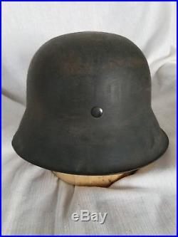 WW2 GERMAN HELMET, M-42, super clean condition