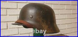 WW2 GERMAN HELMET M40 original Stahlhelm