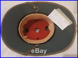 WW2 German ARMY Pith Helmet / African Corps