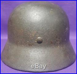 WW2 German Combat Helmet Elite Unit