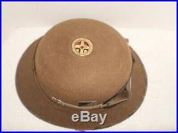 WW2 German DAK Afrika pith helmet, 1942, JTA, orig