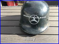 WW2 German Factory Helmet Mercedes-Benz
