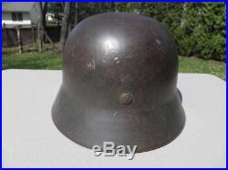 WW2 German Helmet, 1935 Reissue
