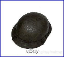 WW2 German Helmet M35 Size 64. The Battle for Stalingrad. World War II Relic