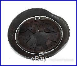 WW2 German Helmet M40 Size 64. World War II Relic