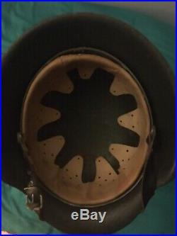 WW2 German Helmet Stahlhelm Model 42 Size 68/61
