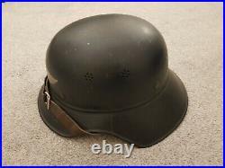 WW2 German Luftschutz Helmet Mint Unissued Condition 10/10