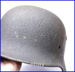 WW2 German M40 HELMET. (Stahlhelm M40)