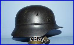 WW2 German M40 Luftschutz Helmet