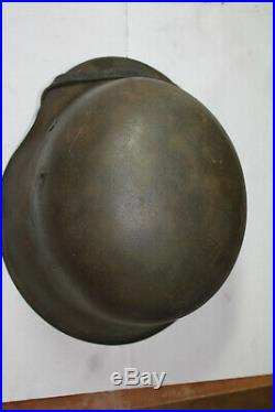 WW2 German Original Luftwaffe Helmet WOW! #1