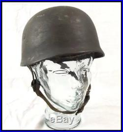WW2 German Original M45 Fallschirmjager Paratrooper Helmet