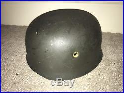 WW2 German Paratrooper Fallschirmjager Helmet