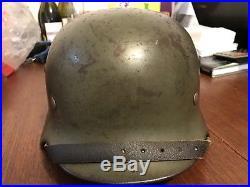 WW2 German Soldier Helmet