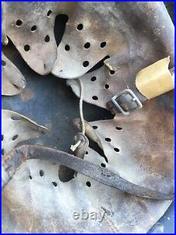 WW2 German Wehrmacht Helmet M35 M40 Desert camo vet bring back