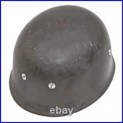 WW2 German Wehrmacht Luftwaffe M38 Fallschirmjäger US Airborne helmet vet estate