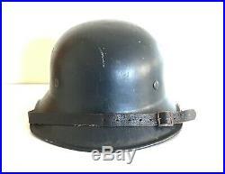WW2 German factory helmet