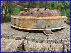 WW2 German helmet Aluminum liner BsC Berlin 1938 64/56