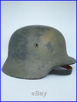 WW2 German helmet Hkp 62