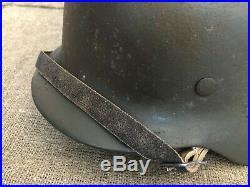 WW2 German helmet M35 Waffen SS