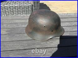 WW2 German helmet M40/64