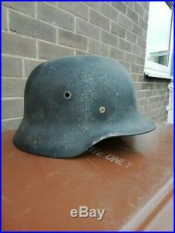 WW2 German helmet M40 original