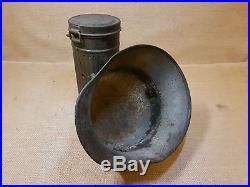 WW2 German original M18 helmet Feldgrau