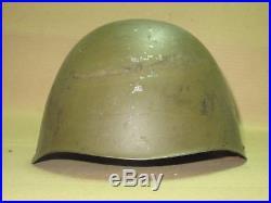 WW2 Greek M34/39 Helmet German Marita Operation Albania Italian M34 Balkans